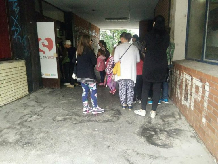 Školski pribor za mališane iz socijalno ugroženih porodica